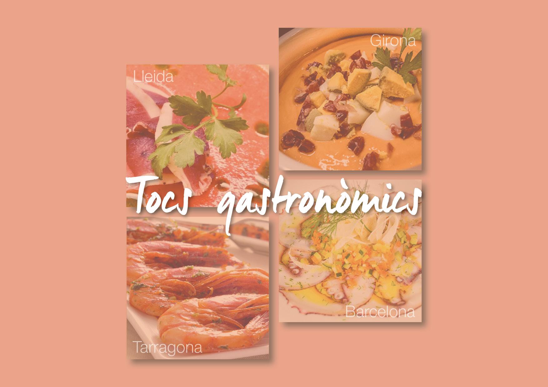 Mosaiking d'estiu – Tocs gastronòmics