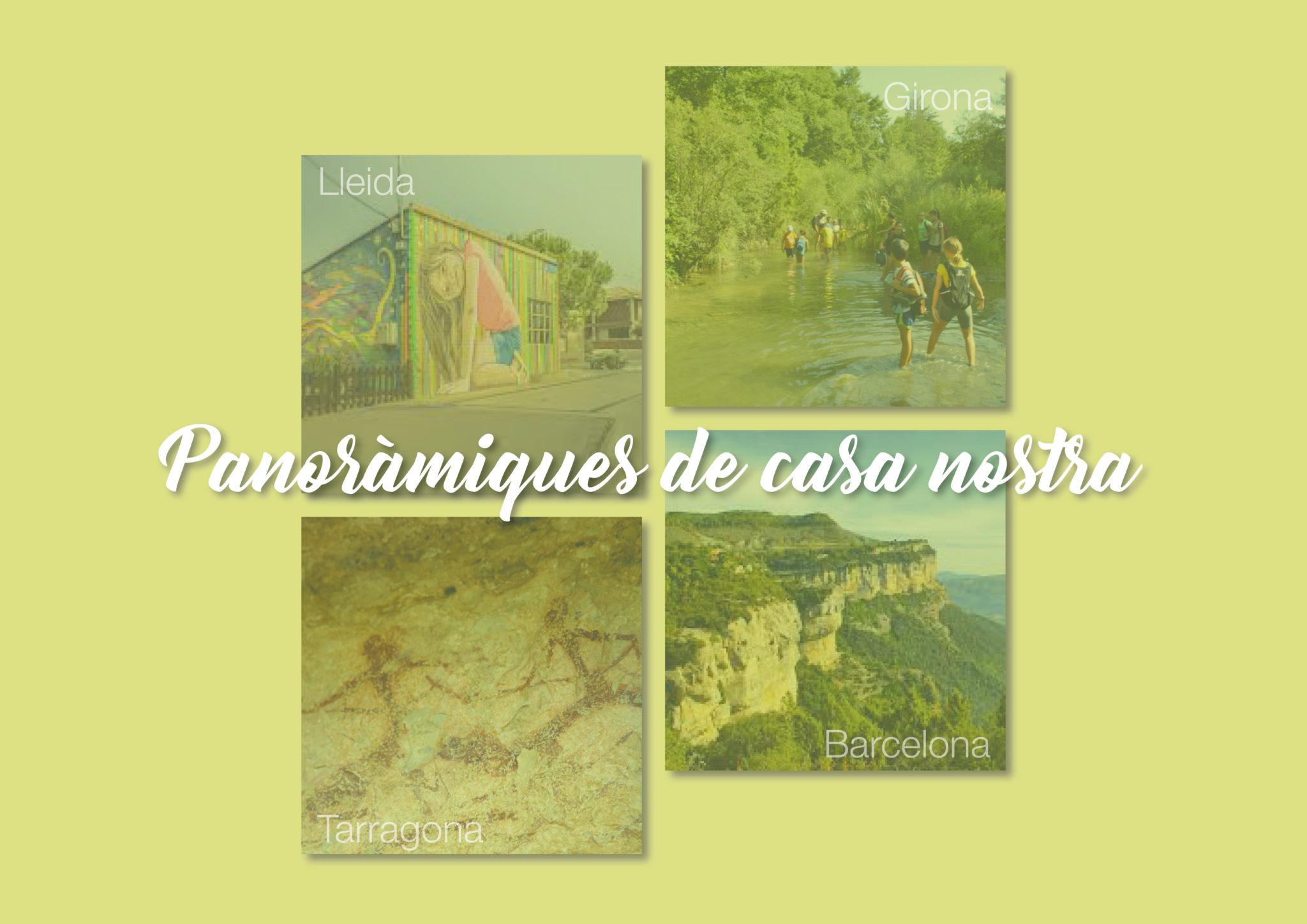 Mosaiking d'estiu – Tocs de natura