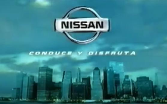 """""""Nissan, conduce y disfruta"""""""